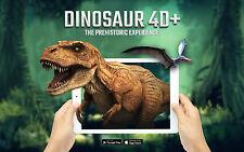 Dinosaurios 4D+ realidad aumentada Flashcards por Octagon Studio-aplicación gratuita-AAAAAA