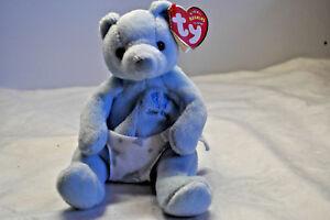 Amical Ty Beanie Baby Windelbär-afficher Le Titre D'origine