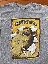 Vintage Camel Cigarette Tri Blend Promo T-shirt - Medium