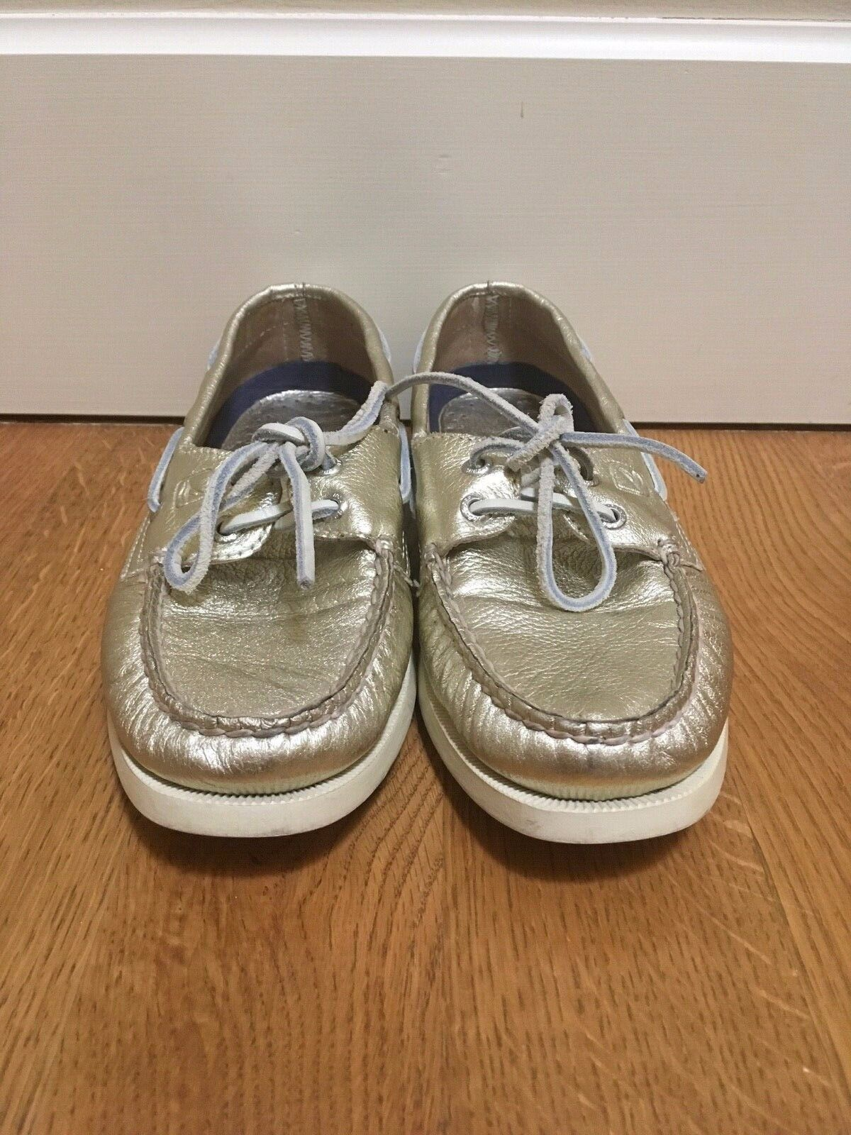 Sperry Top-Sider Women's Gold Shoes