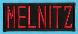 Ghostbusters-1-Style-Embroidered-Name-Tag-Patch-w-HOOK-backing-MELNITZ