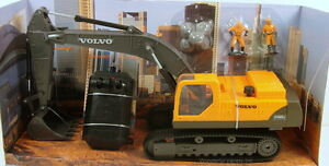 Remote Backhoe Toy Truck 54