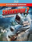 Sharknado 2 The Second One Region 1 Blu-ray