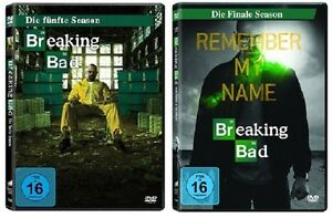 Breaking-Bad-Season-Staffel-5-1-5-2-NEU-OVP-DVD-Set-komplette-Staffel-5