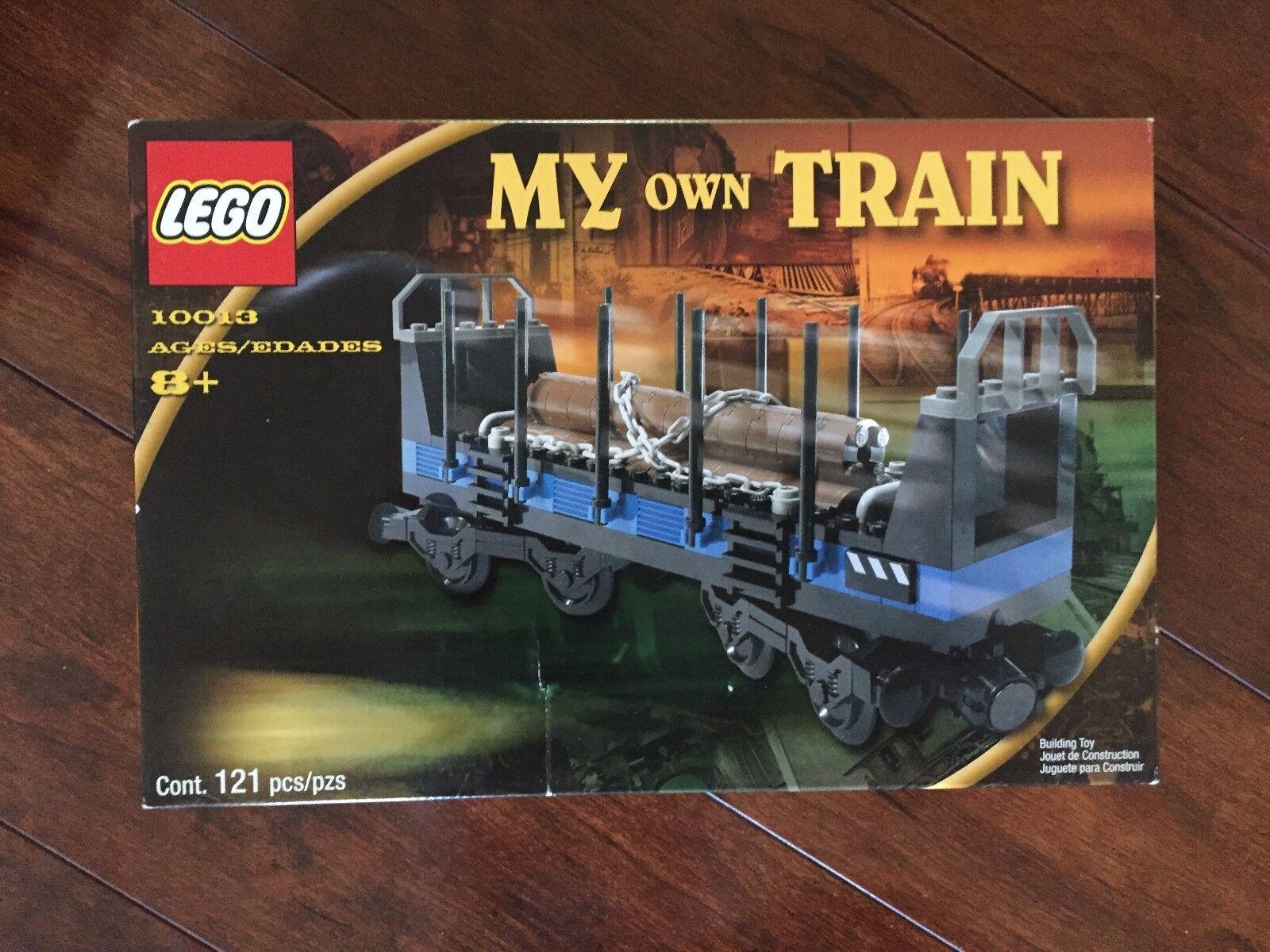 LEGO Train 10013 Mon Propre Train  Open Wagon fret NEUF RARE  voici la dernière