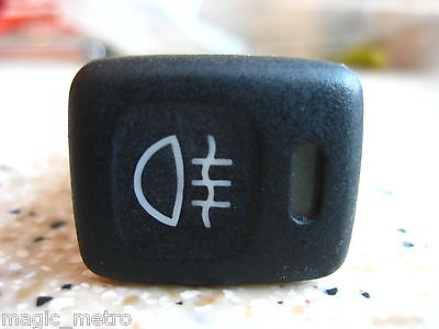 Rear fog lamp switch MG F ZR Rover 25 200 MGF MGZR 211 214 218 220 Coupe light