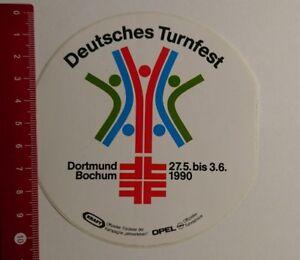 Aufkleber-Sticker-Deutsches-Turnfest-Dortmund-Bochum-1990-22031793