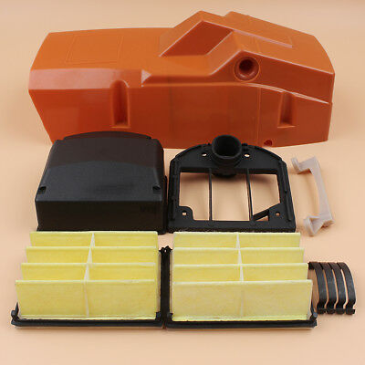 Air Filter Cover Assembly For Husqvarna 268 272 272XP Replacement 503 44 69 01