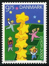 Denmark 1189, MNH. EUROPA CEPT. Children Playing, 2000