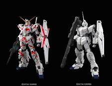 -=] BANDAI - PG Gundam Unicorn RX-0 1/60 Perfect Grade Model Kit Gunpla [=-