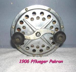 1906 Pflueger Pakron Reel, #3180 Deep Sea Fishing