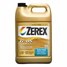 Valvoline Zerex 50/50 G-05 Antifreeze & Coolant(GAL) ZXG05RU1