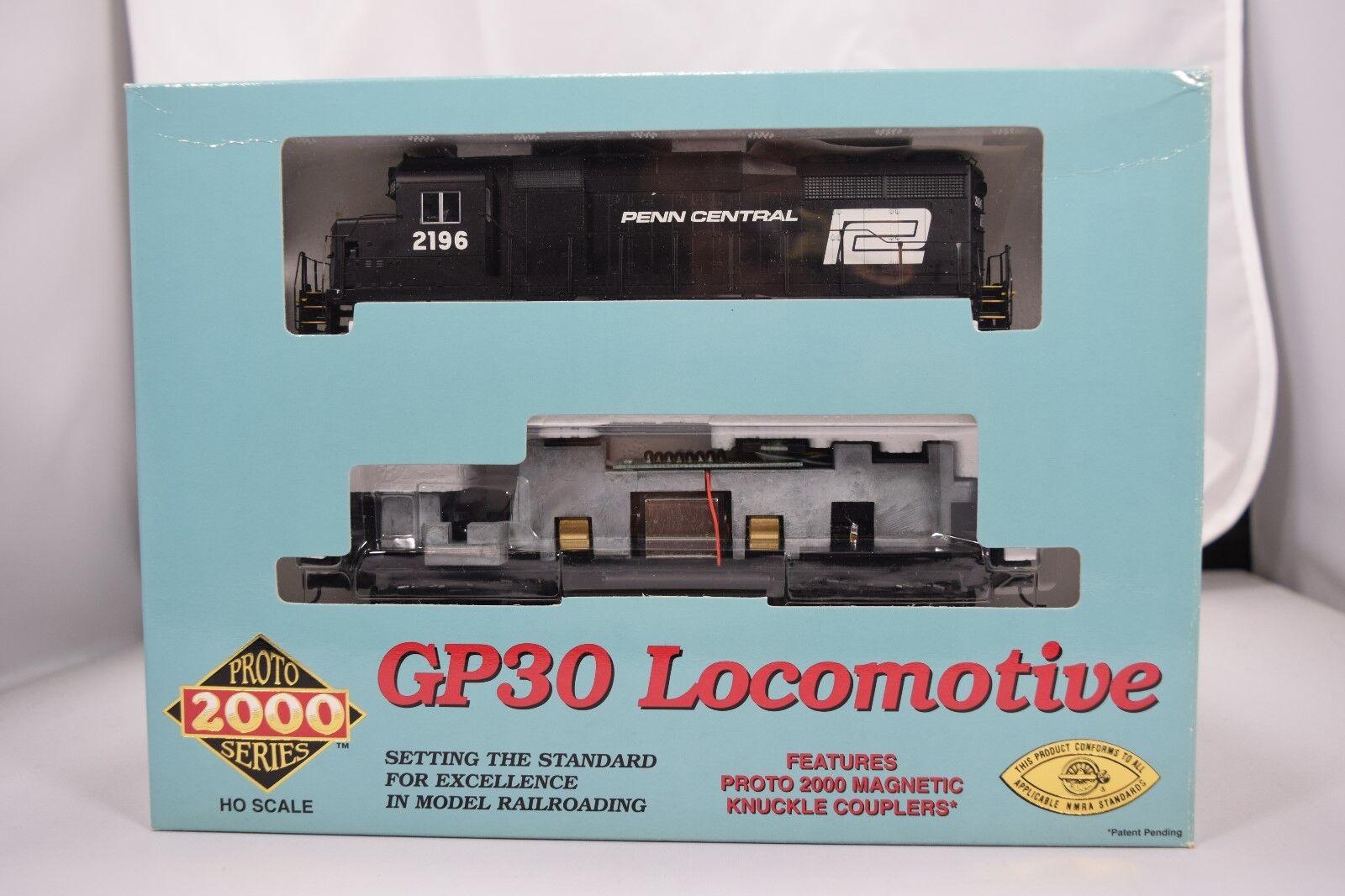 Life-like lokomotive proto - 2000 gp-30 pc   2196 neuve + 4 essieux chang  s neufs