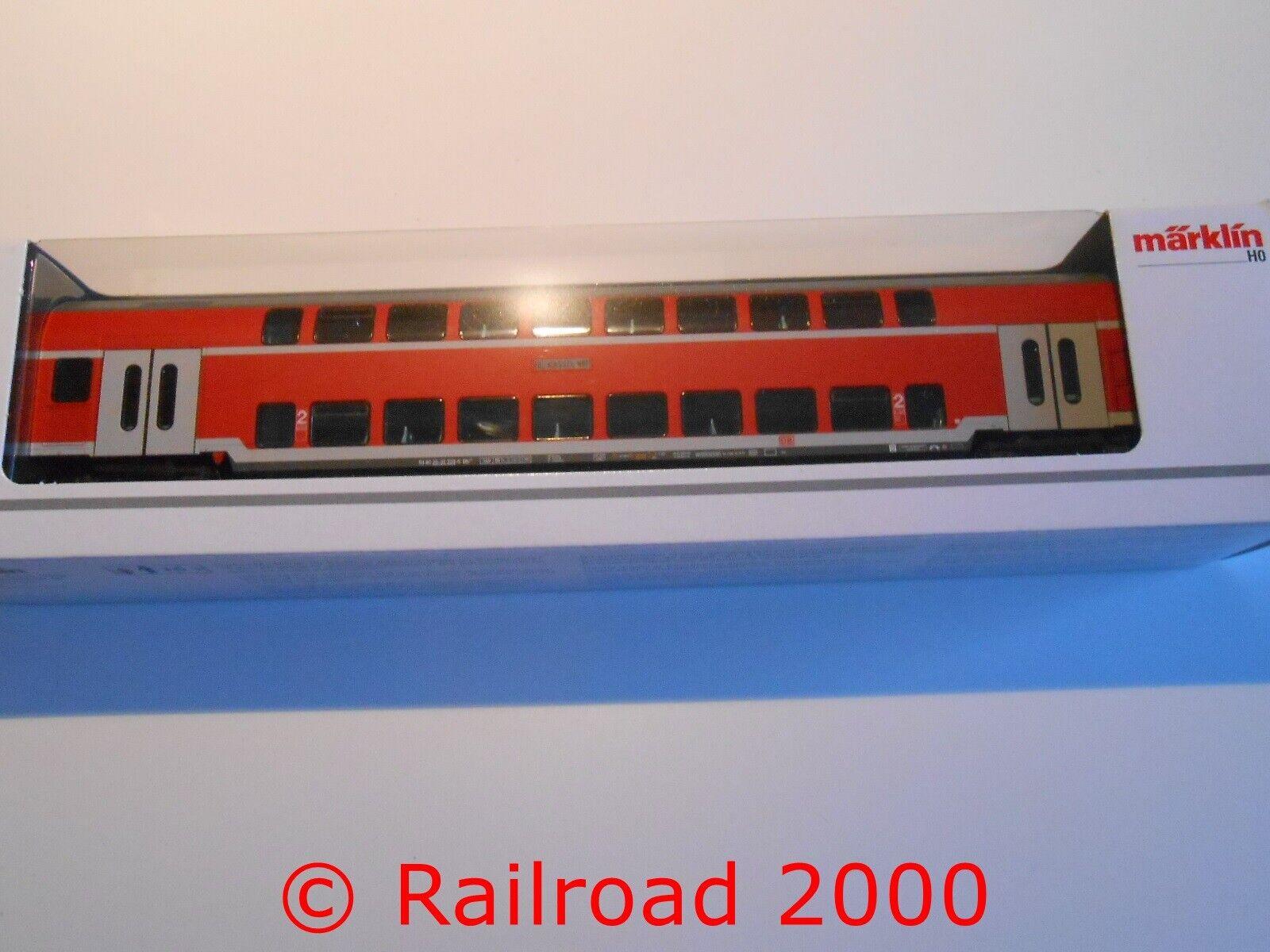 Märklin 43585 DBZ 751, 2. classe, delle Ferrovie Tedesche AG (DB AG), NUOVO + OVP