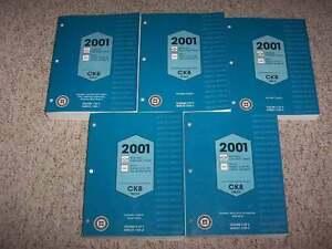 2001 chevy tahoe shop service repair manual ls lt 4 8l 5 3l v8 ebay rh ebay com 2001 chevy tahoe repair manual 2014 Chevy Tahoe Interior