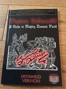 Details about SATANIC MAGICK Grimoire PaganWitchcraft Magic Crowley Occult  Spells *REDUCED £15