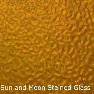 Buy Stained Glass Sheets.Details About Wissmach Stained Glass Sheet Em310 Dark Amber English Muffle Stained Glass