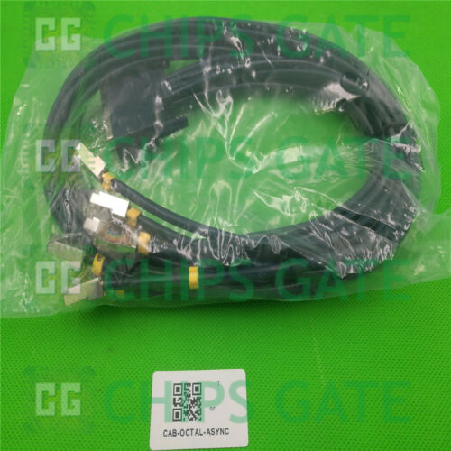 1PCS Cisco CAB-OCTAL-ASYNC 1M CABLE for CISCO 2509 2511 2600 NM-16A NM-32A
