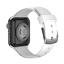thumbnail 4 - MobyFox Star Wars Stormtrooper Apple Watch White 42mm, 44mm Band ST-DSY42STW2002