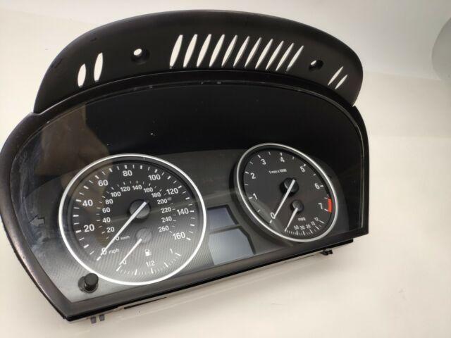 Bmw E70 E71 Speedometer Odometer Instrument Gauge Cluster