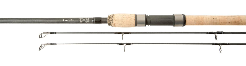 FOX Nuovo Duo Lite specialista Twin Tip 12ft 1.75lb-2.25lb ARD052 asta barbo grossolana