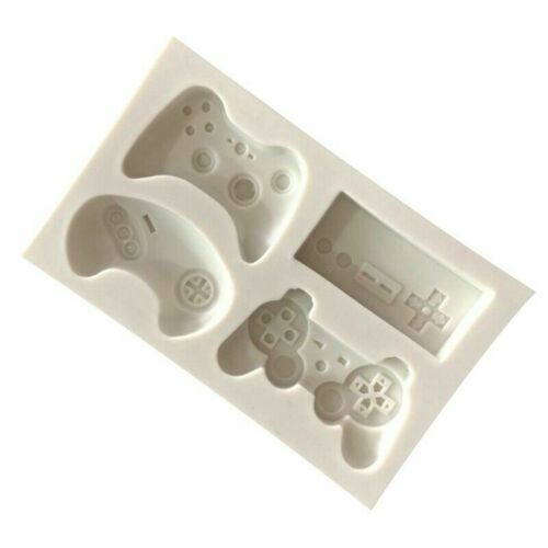 4 types Games Controller Silicone Mould Ice Tray Cake Cocolate Mold be lskn @sh