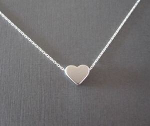 New-Fashion-Tiny-Heart-Necklace-Jewelry-for-Women-Long-Chain-Heart-Shape-Pendant
