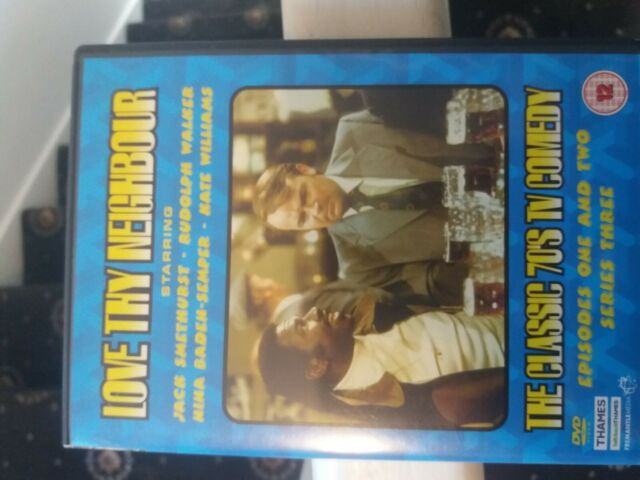 Love Thy Neighbour - Series 3 - Episodes 1 And 2 (DVD, 2005)