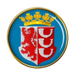 Eindhoven-Pays-Bas-Broche-Badge