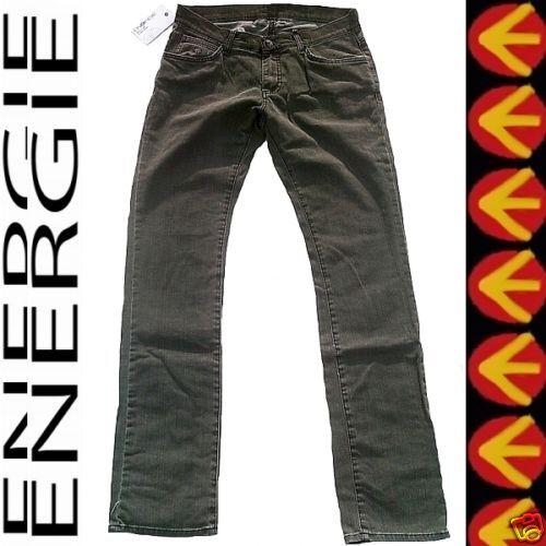 Capable Skinny énergie Highelin 4 Trousers Wash L00a54 Gris Jeans Pantalon 27/34 W27 L34 Clair Et Distinctif