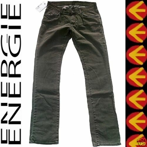 ViP Skinny Engerie HIGHELIN 4 TROUSERS Wash L00A54 grey JEANS Hose 38 34 W38 L34