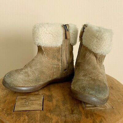UGG Australia Toddlers Furry Boots
