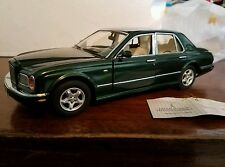 1:24 FRANKLIN MINT 1998 BENTLEY ARNAGE - GREAT CONDITION!