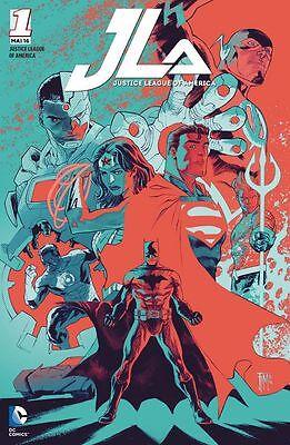 deutsch Neue Dc-universum Panini 2013-2017 Justice League Of America Ab # 1