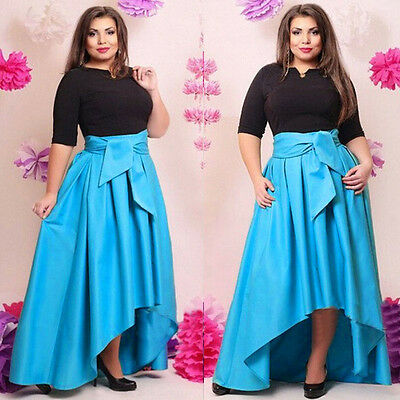Women Sexy Summer Dress Boho Maxi Long Evening Party Dress Beach Dress Plus Size