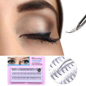 Makeup-Beauty-C-Curl-Eyelash-Kit-Thick-Long-Individual-False-Eyelashes-Extension