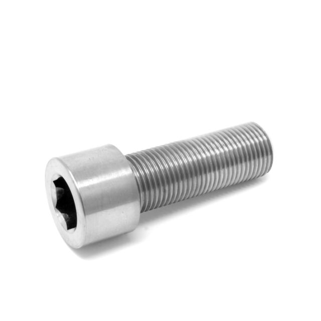 """3//8/"""" UNF Domed Stainless Nut for Harley Davidson Motorcycles"""
