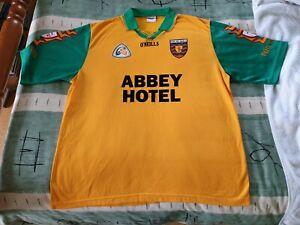 Donegal-Gaelic-Football-Home-Jersey-2000-Extra-Extra-Large-Adult-XXL-GAA-Irish