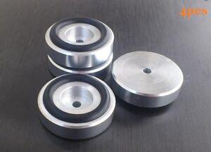 4-PZ-Altoparlante-Amplificatore-DAC-CD-Spike-Base-Pad-Isolamento-Piedi-migliorare-Sound-39x10mm