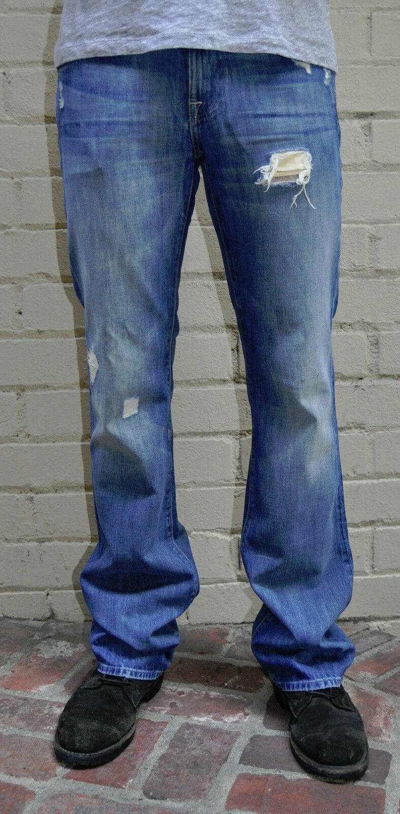 Seven 7 For All Mankind Bootcut Camborne Road bluee Jeans 30 Mens
