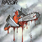 Violent Restitution by Razor (CD, Dec-1989, SPV)
