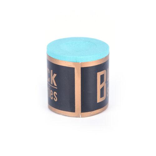 1pc billiard chalks pool cue stick chalk snooker billiard accessories 4 color HG