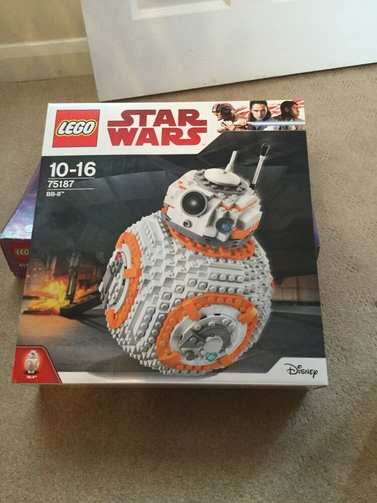 Lego 75187 Star Wars The Last Jedi BB-8