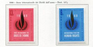 19084-UNITED-NATIONS-New-York-1968-MNH-Human-Rights