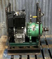 Kohler Kd420 1001a 98 Diesel Engine With 1 Keyed Shaft 2 Trash Pump