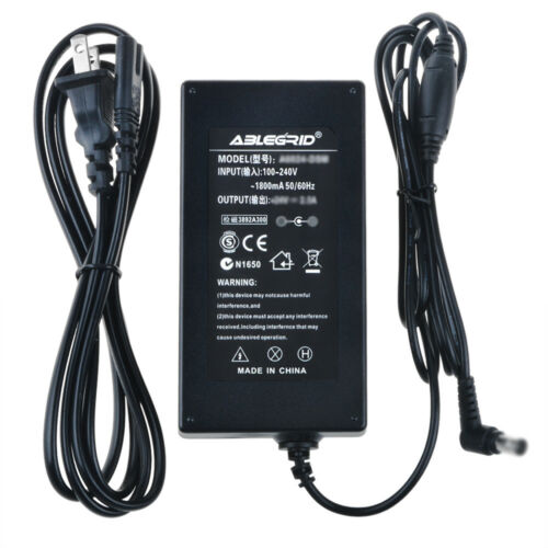 AC DC Adapter for Samsung HW-JM35 HW-JM35//ZA HWJM35 2.1-Channel Soundbar Power