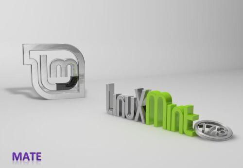 64 BIT Install//LiveDVDs Linux OS Tessa NEW Linux Mint 19.1 MATE