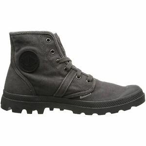 Palladium-Pallabrouse-02477-029-Canvas-Mens-Boots-Metal-41-5-EU