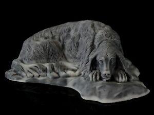 Border Fine Arts Irish Setter Retired Figurine Statue*