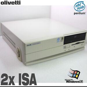 2x-ISA-SLOT-MARKEN-BRAND-COMPUTER-PC-INTEL-PENTIUM-1-I-133MHZ-WINDOWS-95-98-DOS